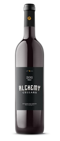 2011 Alchemy Cellars Merlot